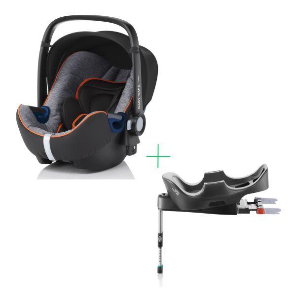 Britax Römer Baby-Safe² i-Size Bundle