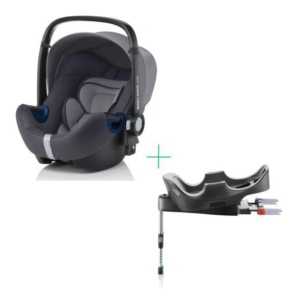 Britax Römer Baby-Safe 2 i-Size Bundle