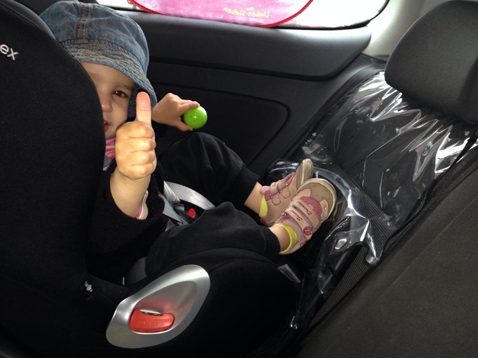 Kindersitze und Autounfälle - was ist nach einem Unfall zu tun?