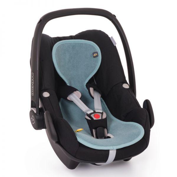 AeroMoov Anti-Schwitz-Sitzauflage für Babyschalen - Gr. 0/0+